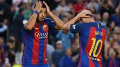 Indosport - Kepergian Luis Suarez ke Atletico Madrid bisa menjadi pemicu Lionel Messi bakal menjadi 'bom bunuh diri' yang bisa menghancurkan Barcelona.