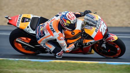 Pembalap Repsol Honda, Dani Pedrosa - INDOSPORT