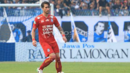 Jad Noureddine dicoret dari skuat Arema FC. - INDOSPORT