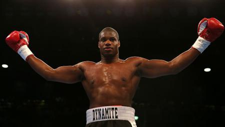 Petinju asal Inggris, Daniel Dubois alias titisan Mike Tyson dianggap bisa buat Deontay Wilder tak berdaya. - INDOSPORT