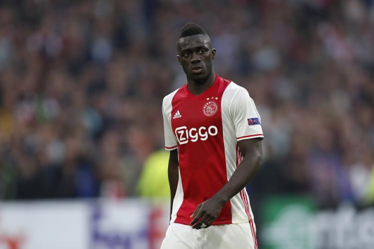 Davinson Sanchez, bek tengah Ajax Amsterdam. Copyright: Vi-Images/GettyImages