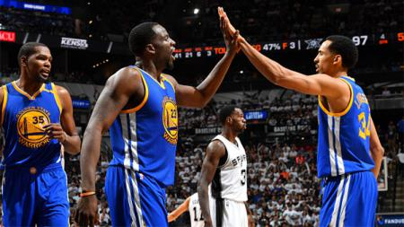 Golden State Warriors. - INDOSPORT