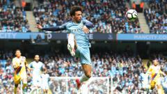 Indosport - Bintang Manchester City, Leroy Sane.