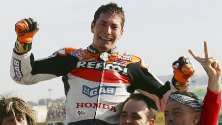Nicky Hayden. - INDOSPORT