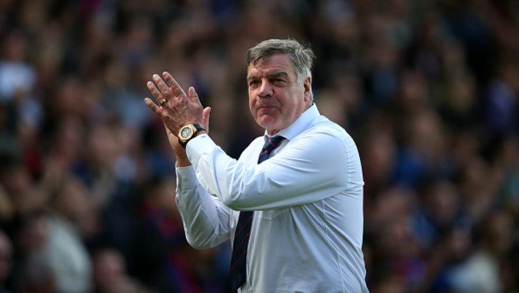 Pelatih Crystal Palace, Sam Allardyce memutuskan untuk hengkang dari Selhurst Park. Copyright: Catherine Ivill - AMA/Getty Images