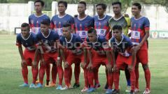 Indosport - Skuat Persigo Semeru FC.