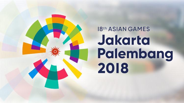 Logo Asian Games 2018. Copyright: INDOSPORT/Asian Games 2018