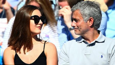 Matilde Mourinho, putri Jose Mourinho. - INDOSPORT