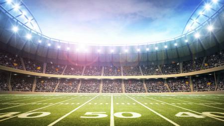 Ilustrasi stadion. - INDOSPORT