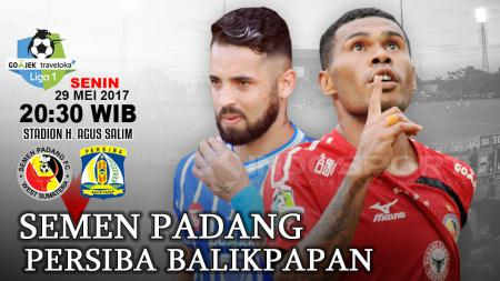 Prediksi Semen Padang vs Persiba Balikpapan. - INDOSPORT
