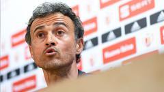 Indosport - Mantan pelatih Barcelona, Luis Enrique.