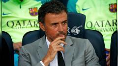 Indosport - Eks pelatih Barcelona, Luis Enrique, punya alasan kuat untuk menolak tawaran gantikan Unai Emery menjadi juru taktik Arsenal.
