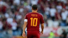 Indosport - Francesco Totti buka suara tentang keputusannya pensiun dari AS Roma. Ia menyebut pelatih Luciano Spalletti menjadi alasan utamanya mengambil keputusan itu.