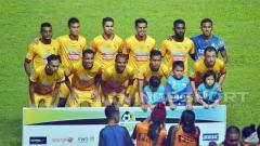 Indosport - Skuat Sriwijaya FC.