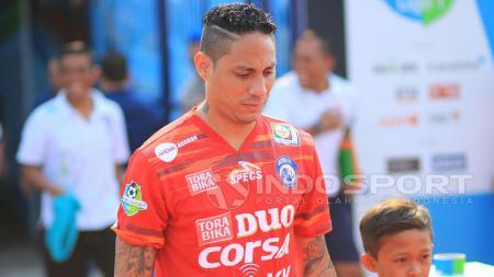 Juan Pablo Pino. - INDOSPORT
