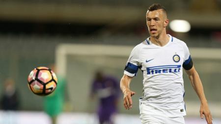 Bintang Inter Milan, Ivan Perisic, berharap bergabung bersama Arsenal di bursa transfer musim panas 2019. - INDOSPORT