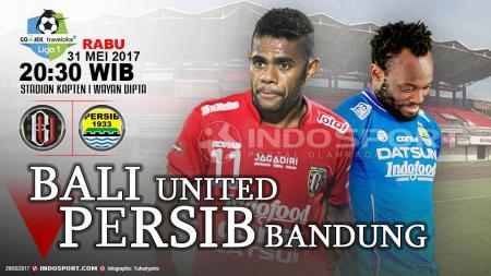 Prediksi Bali United vs Persib Bandung. - INDOSPORT
