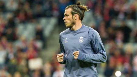 Bintang Real Madrid, Gareth Bale. - INDOSPORT
