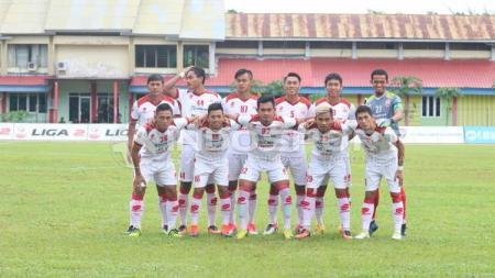 Skuat Persis Solo. - INDOSPORT