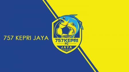 Logo 757 Kepri Jaya. - INDOSPORT