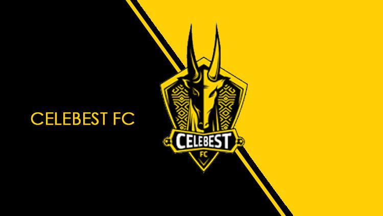 Logo Celebest FC. Copyright: Grafis: Eli Suhaeli/INDOSPORT