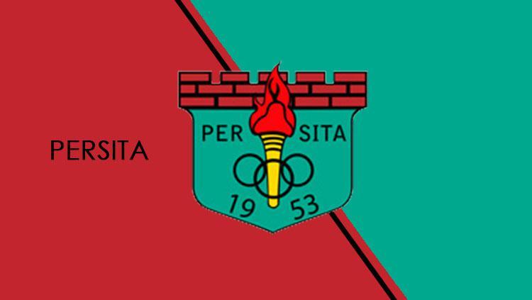 Logo Persita Tangerang. Copyright: Grafis: Eli Suhaeli/INDOSPORT