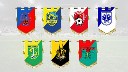 7 klub Liga 2 yang pakai jasa pelatih top. - INDOSPORT