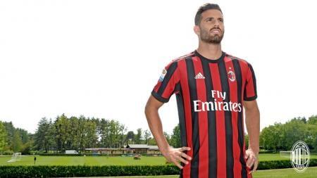 Mateo Musacchio, AC Milan. - INDOSPORT