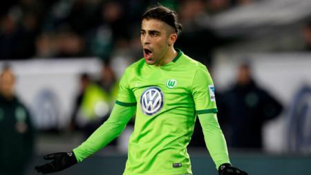 Bek Wolfsburg, Ricardo Rodriguez. - INDOSPORT