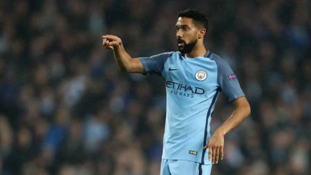 Mantan pemain Manchester City, Gael Clichy pindah ke Istanbul Basaksehir. - INDOSPORT