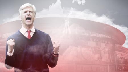 Arsene Wenger resmi diperpanjang kontrak Arsenal. - INDOSPORT