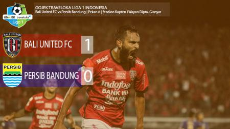 Bali United vs Persib Bandung. - INDOSPORT