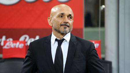 Luciano Spalletti. - INDOSPORT