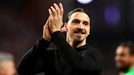 Usai 'ditolak' Inter Milan, Zlatan Ibrahimovic berkesempatan gabung klub rival, Napoli. Chris Brunskill Ltd/Getty Images. - INDOSPORT