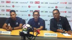 Indosport - Pelatih Aji Santoso.