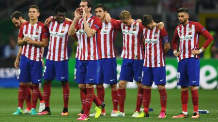 Atletico Madrid - INDOSPORT