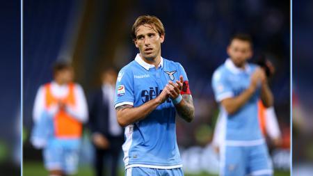 Lucas Biglia, kapten Lazio. - INDOSPORT