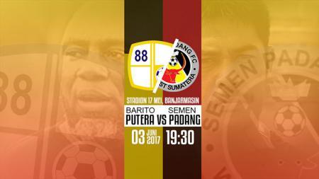 Prediksi Barito Putera vs Semen Padang. - INDOSPORT