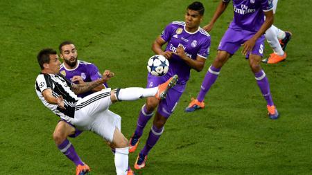 Juventus vs Real Madrid - INDOSPORT