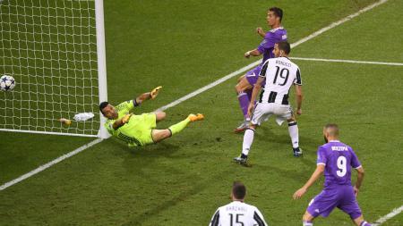 Tepat hari ini, tanggal 3 Juni tiga tahun silam, Real Madrid berhasil mempermalukan Juventus di final Liga Champions. - INDOSPORT