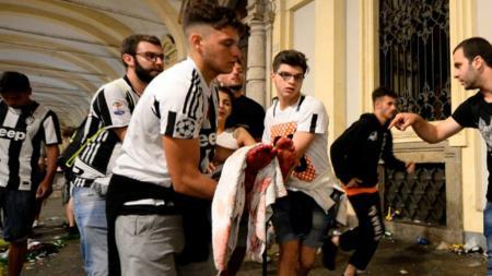 Ledakan Turin Usai Final Liga Champions - INDOSPORT