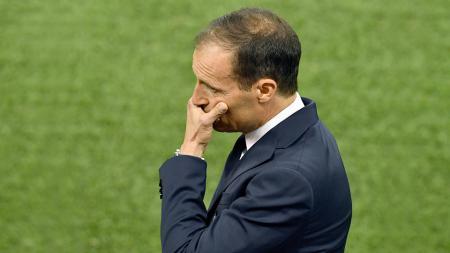 Massimiliano Allegri (Juventus). - INDOSPORT