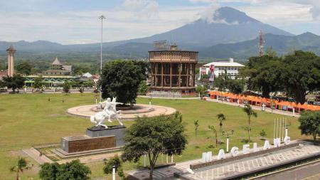 Kota Magelang, Jawa Tengah rencananya akan ditunjuk sebagai lokasi puncak perayaan Haornas 2017. - INDOSPORT