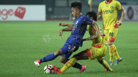 Bhayangkara FC vs Persib Bandung. - INDOSPORT