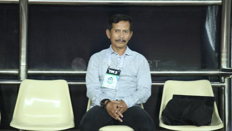 Pelatih Persib Bandung, Djajang Nurdjaman Copyright: INDOSPORT/Herry Ibrahim
