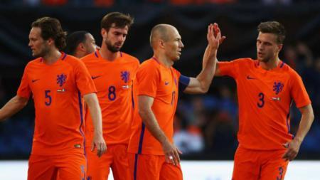 Belanda vs Pantai Gading - INDOSPORT
