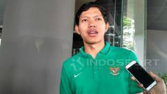 Indosport - Adam Alis (Timnas Indonesia)