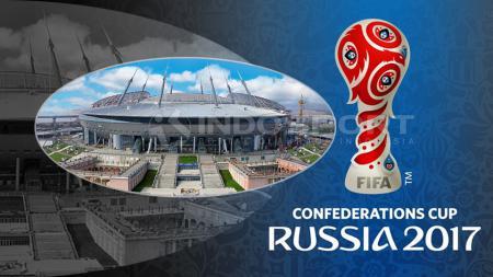 Confederations Cup Russia 2017 - INDOSPORT