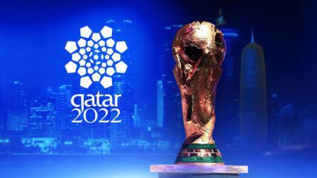 Piala Dunia 2022 akan berlangsung di Qatar. - INDOSPORT