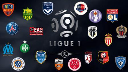 Ligue 1 Prancis. - INDOSPORT